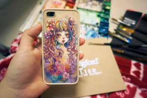 iPhone case by dimitto