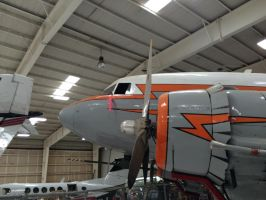 DC-3 Nose by MacMachine95