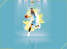Carmelo Anthony's WallPaper by FodsSFA