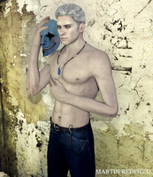 Delicious fantasy: Vergil by MartinRedfield