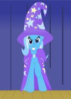 The Great and Powerful Trixie by Arelathh