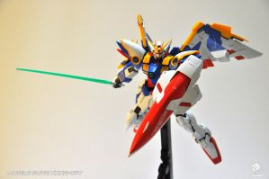 Wing Gundam EW 10 by B-Werx