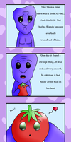 The Story about the Ao Oni... by Zwei-tan