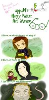 Harry Potter Meme! by Hika-chanx3