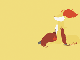 Day 2: Delphox by Featherwishes