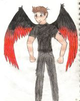 Zak Bagans DNAngel by CaliforniaHunt24
