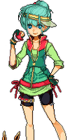 Pixel.Sayu by crys-art