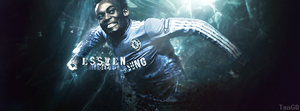 Michael Essien by TanG00
