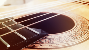 Simple Perspective - Guitar by DianzART