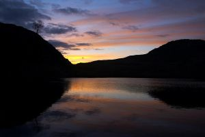 Angle Tarns Evening by scotto