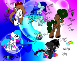 MLP:FiM Point Adoptables Female OPEN! by blobs342
