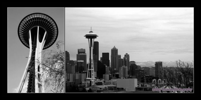 Seattle by shadowcolors15