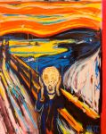 The Scream by Jacobbrest