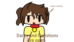 Questions and Dares are open by chibisonic1234