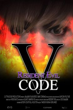 Resident Evil: Code V Official Poster by CuttingEdge93