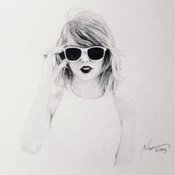Taylor Swift by AfroDude016
