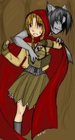 Little Red Riding Hood by vengeful-lilith