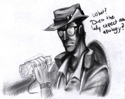 Sniper-sketch by xCopycat