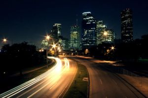 DownTown Houston by Almost1216