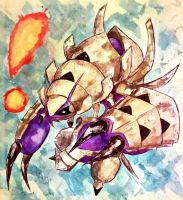 Golisopod's First Impression!