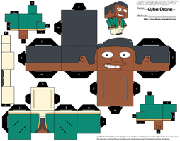 Cubee - Apu by CyberDrone