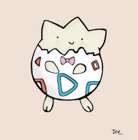 togepi by inferences