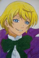 Alois Trancy headshot by Highway3