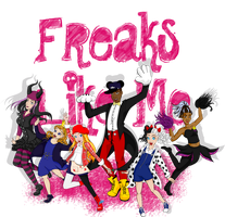 Freaks Like Me by lia-brisa