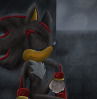 Shadow - This Rainy Peace by Shadoukun