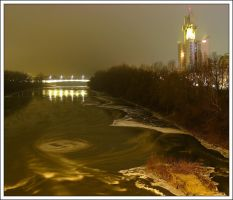 Satu-Mare by night II by Andrei-Joldos
