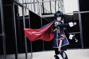 Masked Marth 1 - There is no escape! by panngeliciouscosplay