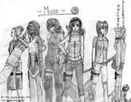 Our_Ninja_selves_MUSE by JessRe-chan