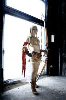 RagnarokOnline - cosplay:Cecil(Biolabs3F) by RELOAD9