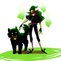 Witchsona 2015 by inside-under