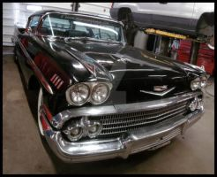 '58 Chevy Impala by MrParts