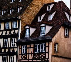 Maisons Alsaciennes by MaximePerrin