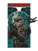Metal Gear Solid 4 Nouveau by E-Mann