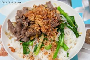 Bun Bo Nam Bo by patchow