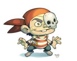 Pirate by Padder