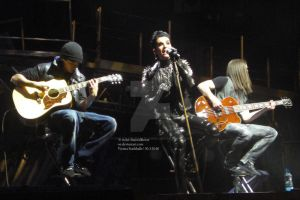 Bill,Tom,Georg, Humanoid tour by violet-funeralflower