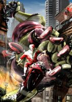 Captain Canuck by Fladam