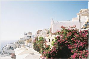 Santorini by SometingElse