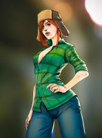 Wendy Corduroy by 22two