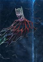 The Dark Knight by mlle-annette