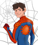 Day 142 - The Next Spidey by Percevanche