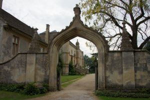 DSC02189 Laycock Abbey by VIRGOLINEDANCER1