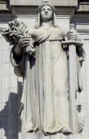 Themis - Freedom or Justice by 44NATHAN