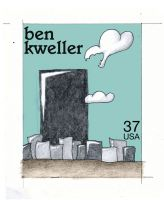 Stamps - 08 Ben Kweller. by princepoo