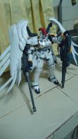 tallgeese flugel or tallgeese heaven? by gerconcep