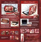 Last scarlet collection set by laverinne